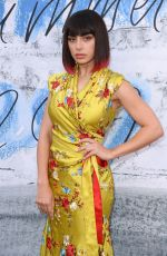 CHARLI XCX at Serpentine Gallery Summer Party in London 06/25/2019