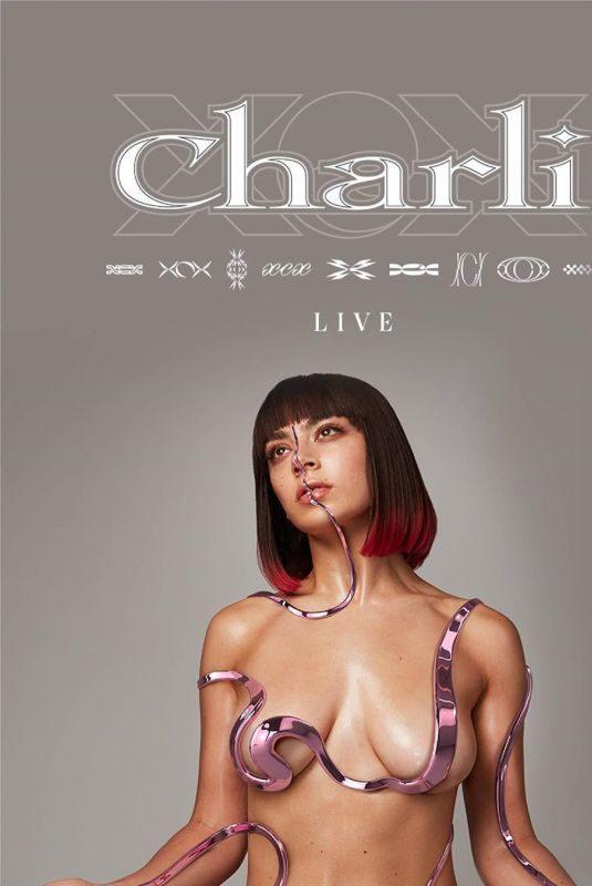 CHARLI XCX – Charli Live Tour 2019 Promos