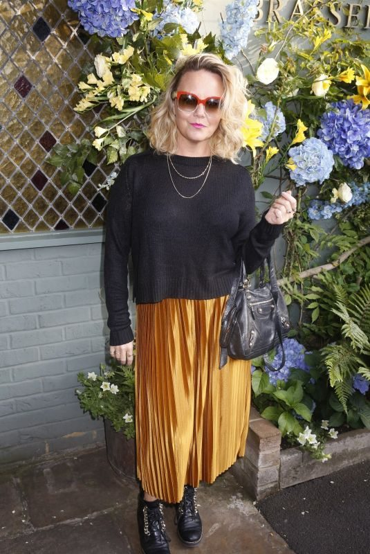 CHARLIE BROOKS at Summer Garden Party in London 06/03/2019