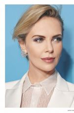 CHARLIZE THERON in Good Advice Magazine, Russia July 2019