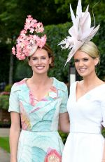 CHARLOTTE HAWKINS Royal Ascot at Ascot Racecourse 06/19/2019