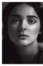 CHARLOTTE LAWRENCE in V Magazine, Spring 2019