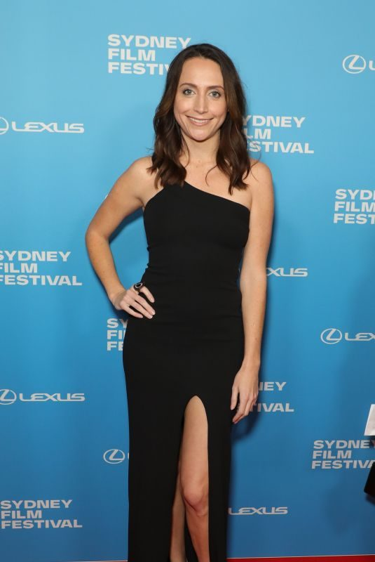 CHIARA GIZZI at Palm Beach Premiere and Opening Ceremony at 2019 Sydney Film Festival 06/05/2019