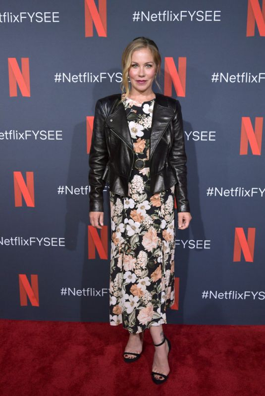CHRISTINA APPLEGATE at Netflix Fysee Dead to Me in Los Angeles 06/03/2019