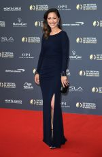 CHRISTINA CHANG at 59th Monte Carlo TV Festival Opening 06/14/2019