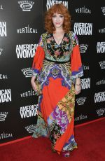 CHRISTINA HENDRICKS at American Woman Premiere in Hollywood 06/05/2019