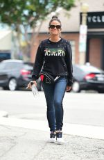 CHRISTINA MILIAN Out in Los Angeles 06/20/2019