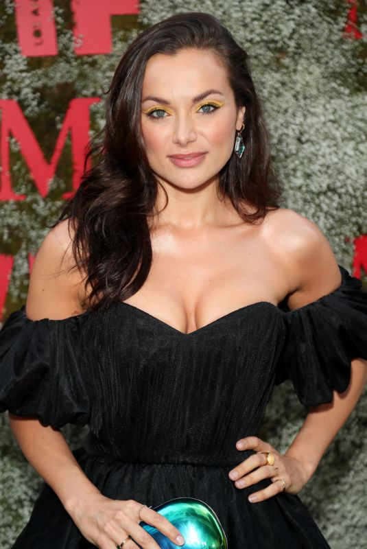 CHRISTINA OCHOA at 2019 Women in Film Max Mara Face of the Future in Los Angeles 06/11/2019