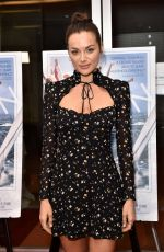 CHRISTINA OCHOA at Maiden Premiere at Linwood Dunn Theate in Los Angeles 06/14/2019