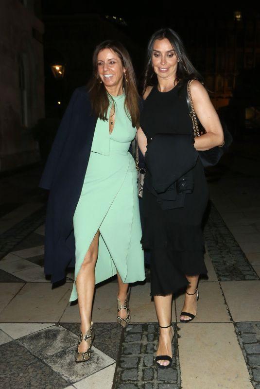 CHRISTINE LAMPARD at Royal Opera House Gala in London 06/12/2019