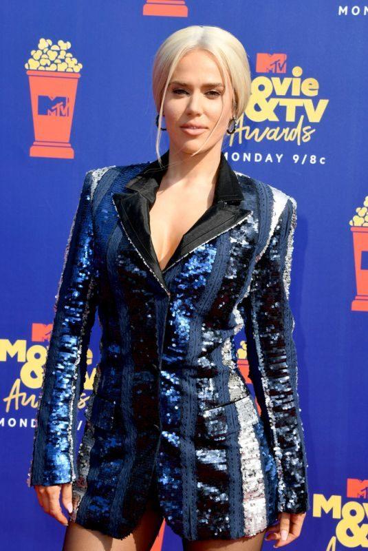 CJ LANA PERRY at 2019 MTV Movie & TV Awards in Los Angeles 06/15/2019