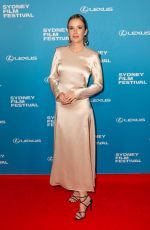 CLAIRE CAN DER BOOM at Palm Beach Premiere and Opening Ceremony at 2019 Sydney Film Festival 06/05/2019