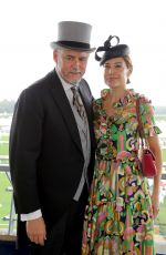 CLAIRE FORLANI at Ladies Day at Royal Ascot 06/20/2019