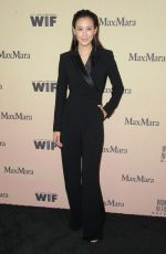 CLAUDIA KIM at at Women in Film Annual Gala Presented by Max Mara in Beverly Hills 06/12/2019