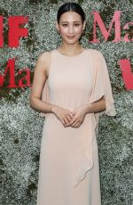 CLAUDIA KIM at Instyle Max Mara Women in Film Celebration in Los Angeles 06/11/2019