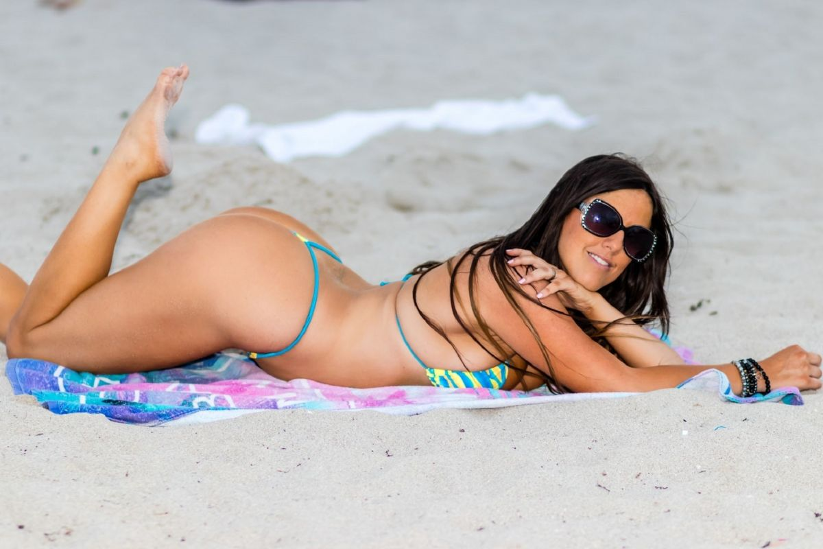 South beach bikini picture