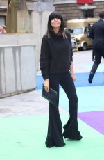 CLAUDIA WINKLEMAN at Royal Academy of Arts Summer Exhibition Preview Party in London 06/04/2019