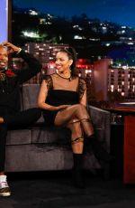 CORINNE FOXX at Jimmy Kimmel Live 06/07/2019