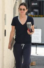 COURTENEY COX at a Facial Spa in Beverly Hills 06/13/2019