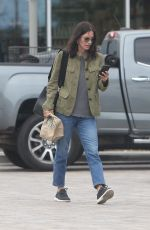 COURTENEY COX Shopping at Whole Foods in Los Angeles 06/22/2019