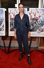 COURTNEY EATON at Maiden Premiere at Linwood Dunn Theate in Los Angeles 06/14/2019