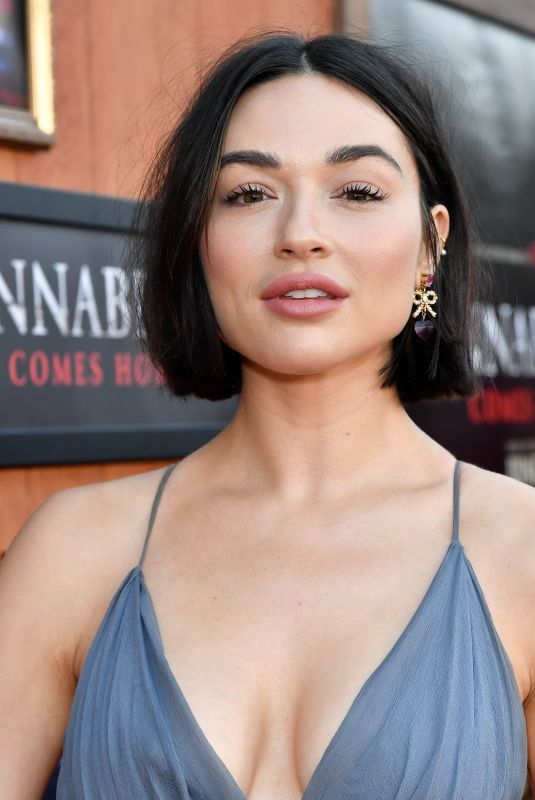 CRYTAL REED at Annabelle Comes Home Premiere in Westwood 06/20/2019