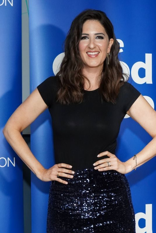 D'ARCY CARDEN at The Good Place FYC Event in Los Angeles 06/17/2019