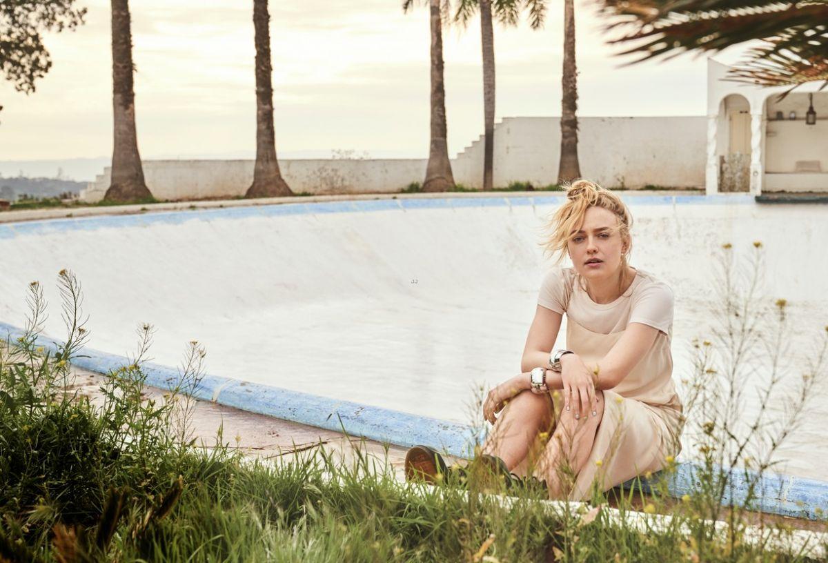 Dakota Fanning by Carter Smith for SHAPE Magazine July