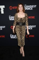 DANA DELANY at The Loudest Voice Premiere in New York 06/24/2019