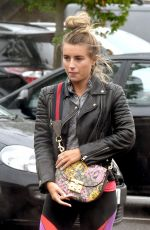 DANI DYER Out Shopping in London 06/12/2019