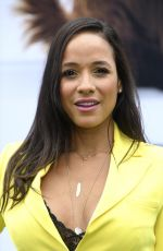 DANIA RAMIREZ at The Secret Lives of Pets 2 Premiere in Westwood 06/02/2019