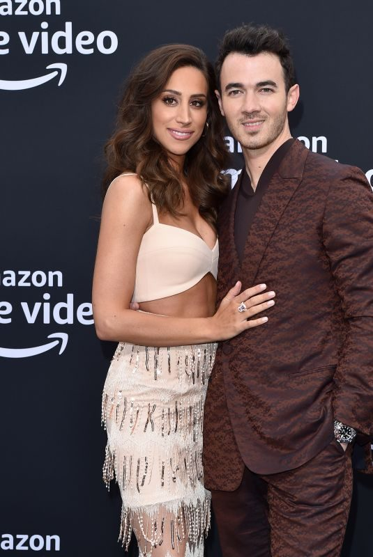 DANIELLE and Kevin JONAS at Chasing Happiness Premiere in Los Angeles 06/03/2019