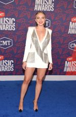 DANIELLE BRADBERY at 2019 CMT Music Awards in Nashville 06/05/2019