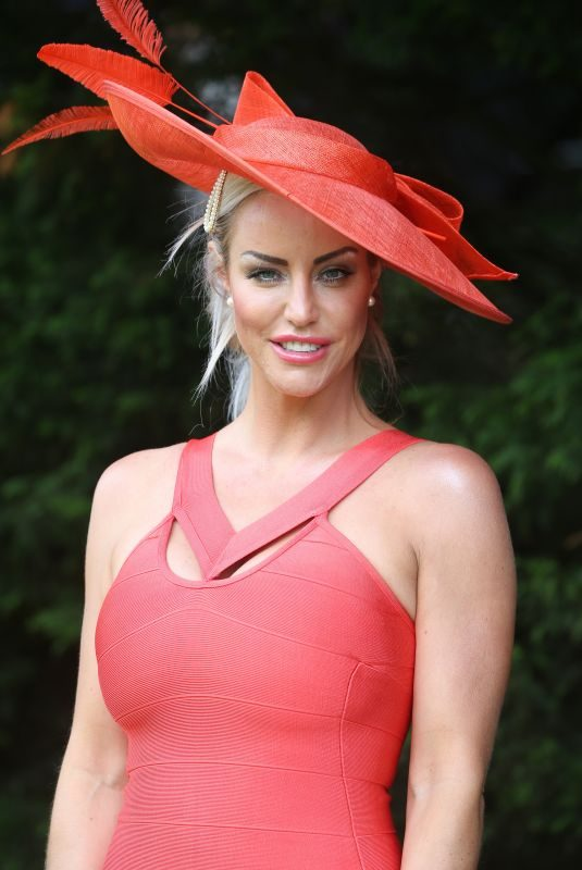 DANIELLE MASON at Ladies Day at Royal Ascot 06/20/2019