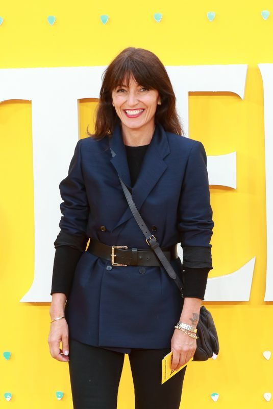 DAVINA MCCALL at Yesterday Premiere in London 06/18/2019