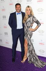 DAWN WARD at Caudwell Children Butterfly Ball in London 06/13/2019