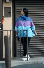 DEMI LOVATO Out and About in Beverly Hills 06/04/2019