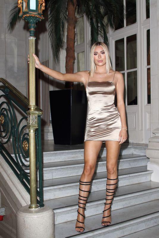 DEMI SIMS at Diva Magazine Awards in London 06/07/2019