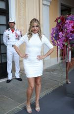DENISE RICHARDS at Monte Carlo Bay at 59th Monte Carlo TV Festival 06/16/2019