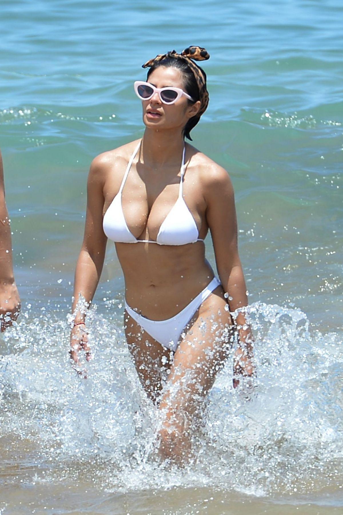 DIANE GUERRERO in Bikini at a Beach in Hawaii 06/19/2019 - HawtCelebs