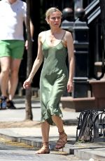DIANE KRUGER Out in New York 05/28/2019