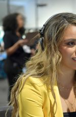 DINAH JANE at Bet Awards Radio Broadcast Center at Microsoft Theater in Los Angeles 06/22/2019