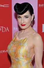 DITA VON TEESE at Love Ball III at Gotham Hall in New York 06/25/2019