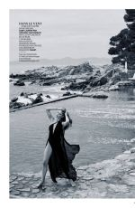 DOUTZEN KROES in Madame Figaro, June 2019