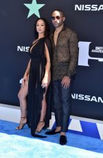 DRAYA MICHELE at 2019 Bet Awards in Los Angeles 06/23/2019