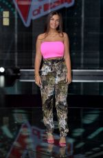ELETTRA LAMBROGHINI at The Voice of Italy Final in Milan 06/03/2019