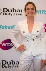ELINA SVITOLINA at Dubai Futy Free WTA Summer Party in London 06/28/2019