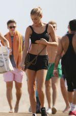 ELIZABETH TURNER in Bikini at a Beach in Los Angeles 06/11/2019