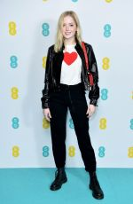ELLIE BAMBER at 5g-powered Stormzy Gig in London 05/29/2019