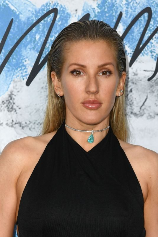 ELLIE GOULDING at Serpentine Gallery Summer Party in London 06/25/2019
